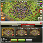 Copy Player Layout for COC screenshot 1/1
