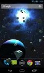 Asteroids Wallpaper screenshot 1/3