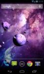 Asteroids Wallpaper screenshot 3/3