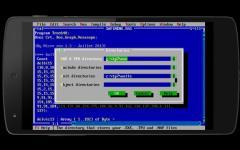 DosBox Turbo star screenshot 6/6