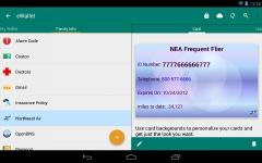 eWallet - Password Manager active screenshot 2/6