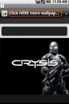 Crysis Game Wallpapers screenshot 2/2