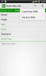 Quick Buy Shopping List Lite screenshot 1/4