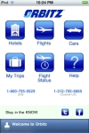 Orbitz Flights, Hotels, Cars screenshot 1/1