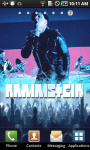 Rammstein Live Wallpaper screenshot 3/3