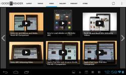 Good e-Reader News HD screenshot 3/6