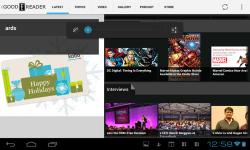 Good e-Reader News HD screenshot 5/6