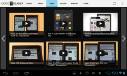 Good e-Reader News HD screenshot 6/6
