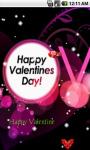 Love Valentine Days Live Wallpaper screenshot 1/5