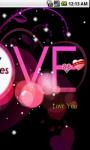 Love Valentine Days Live Wallpaper screenshot 3/5
