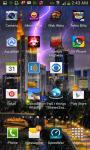 City Lightning Storm Live Wallpaper screenshot 1/3