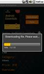 Android Book Store Lite screenshot 5/6