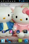 Hello Kitty and Dear Daniel Love Wallpaper screenshot 1/5
