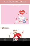 Hello Kitty and Dear Daniel Love Wallpaper screenshot 5/5