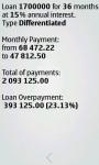 Super Auto Loan Calculator  screenshot 4/4