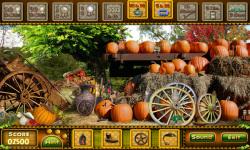 Free Hidden Object Games - Pumpkin Farm screenshot 3/4
