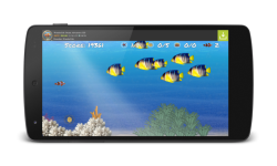 Wonderfish Ocean Adventure HD screenshot 2/6