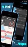VPN in Touch Tips screenshot 1/4