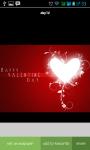 Valentine Love Wallpaper HD screenshot 3/4