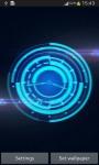 Mystic Halo Clock screenshot 2/6