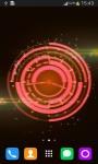 Mystic Halo Clock screenshot 4/6