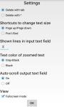 Textboard Lite screenshot 4/4