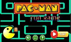 Pac Man Run Fun screenshot 1/3