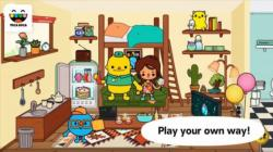 Toca Life Town actual screenshot 3/6