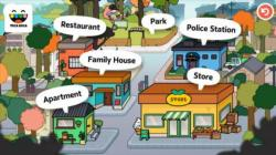 Toca Life Town actual screenshot 5/6