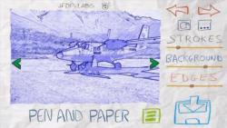 Paper Camera actual screenshot 6/6