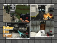 Block Fortress intact screenshot 3/6