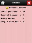 Bible Trivia Challenge screenshot 4/5