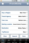 iTransitBuddy - Metro North screenshot 1/1