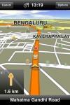 NAVIGON MobileNavigator India screenshot 1/1