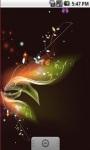 Nice Butterfly Live Wallpaper screenshot 2/5