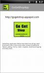 GoGetShop screenshot 3/3