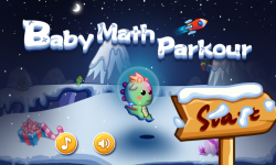 Baby Math Parkour screenshot 1/6