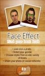 Face Effects : Face Changer W8 screenshot 1/6