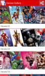 Heroes Gallery screenshot 1/4