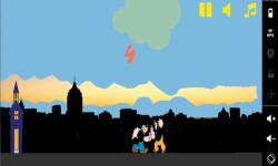 Popeye Run Games screenshot 2/3