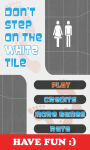 Dont step on the white tile screenshot 1/6