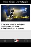 Mateo Kovacic Live Wallpaper screenshot 3/5