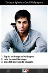 Enrique Iglesias Cool Wallpapers  screenshot 5/6
