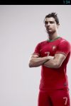 Ronaldo HD Wallpaper screenshot 1/5