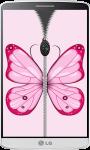 ButterFly Zipper Lock Screen screenshot 3/4