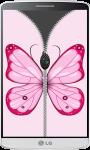 ButterFly Zipper Lock Screen screenshot 4/4