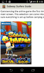 SUBWAY SURFERS GAME CHEATS AND GUIDE screenshot 2/4