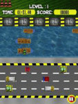 Frogger Jump_xFree screenshot 3/4