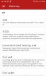 Medical Dictionary - Offline screenshot 4/5