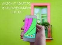 Chameleon Color Adapting LWP regular screenshot 1/4